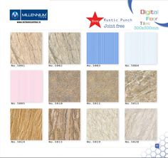 Millennium Tiles 300x300 Digital Floor Tile Series Ceramic Floor Tiles, Tile Floor, Tile Manufacturers, Home Improvement, Mosaic, Tiling, Flooring, Ceramics, Digital
