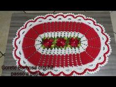 Jogo de banheiro em crochê  (Tapete da pia) - YouTube Lidia Crochet Tricot, Crochet Patterns, Make It Yourself, Holiday Decor, Blog, Youtube, Crochet Carpet, Crochet Throw Pattern, Couch Slip Covers