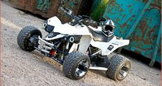 Felsebiyat Dergisi – Popular Yamaha Banshee 350 Twin Turbo