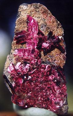 Erythrite  ... by Kevin Ward