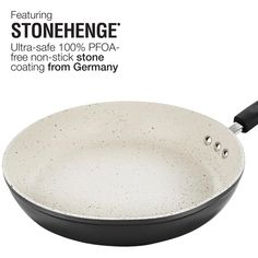 """Amazon.com: 10"""" Stone Earth Frying Pan by Ozeri, with 100% APEO & PFOA-Free Stone-Derived Non-Stick Coating from Germany: Stir Fry Pans: Kitchen & Dining"""