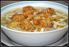 Batangas Lomi, Noodle Recipes, Filipino Recipes, Pinoy Recipes, Pinay in Texas