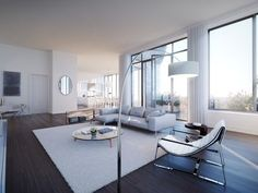 Sportscaster Marv Albert drops $10M on a Tribeca penthouse