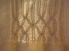 Handknitted Christening Coat in Cashmerino & by WildeandWoolley