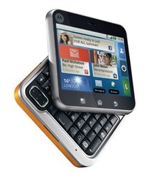 Motorola Flipout Unlocked GSM Quad-Band Android Phone with Bluetooth, Camera, QWERTY Keyboard and Wi-Fi - Unlocked Phone - US Warranty - Black (Wireless Phone Accessory) Motorola Flip, Smartphone Motorola, Mobile Motorola, Cell Phone Deals, Cell Phone Service, Unlocked Smartphones, Unlocked Phones, New Android Phones, New Phones