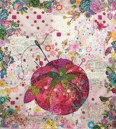 Pincushion Collage Quilt