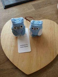 6098765a4c OWLS Handmade owl shelf sitters. Wallapop UK