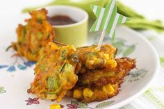 Annabel Karmel's carrot and sweetcorn fritters - Family & kids recipes -MadeForMums
