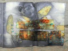 sandwich me and seven days Moon Over Water, Natural Dyeing, Color Theory, Art Journals, Textile Art, Fiber Art, Notebooks, Albums, Rust