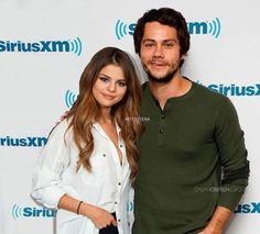Selena Gomez & Dylan O'brien