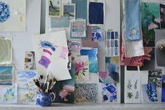 Tour time! Step inside Bluebellgray's gorgeous Scottish studio