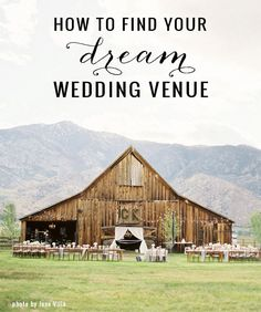 Top Tips On Choosing Your Dream Wedding Venue | Bridal MusingsBridal Musings Wedding Blog