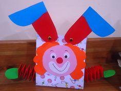 A School a Wimpy: Bag-ajtós candy bohóc