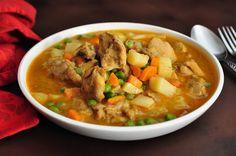Goan Chicken Stew - Kid friendly version