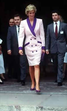 Princess Diana -  Fashion Spot