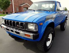 1982 Toyota Hilux Pickup SR5