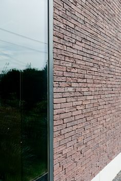 House LV / Areal Architecten Cheeky brick coursing
