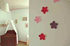 Cherry Blossoms made of Origami paper