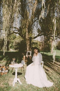 fall wedding inspiration // photo: vanessa illi