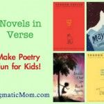 Novels in Verse for Kids: Poetry in Motion
