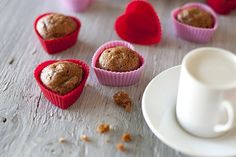 Whole Wheat Cranberry Applesauce Muffins Recipe-healthy-muffin-recipe  http://eatingrichly.com/02/