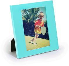 Simple fotolijst 13x18cm blauw - Umbra