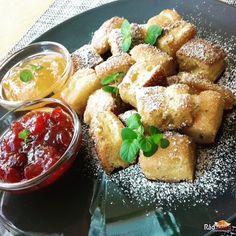 Cisárske trhance inak | recept | RadVarim.sk Ethnic Recipes, Food, Basket, Essen, Meals, Yemek, Eten