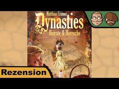 Dynasties: Heirate & Herrsche – Review #162   Hunter & Cron