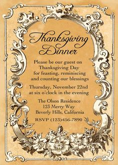 printable thanksgiving invitation november writing prompts