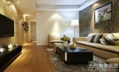 Encyclopedia of modern design living room picture appreciation