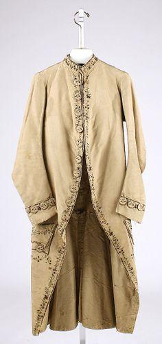 Court coat (1750)