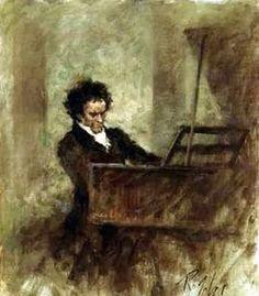 Beethoven's reverie