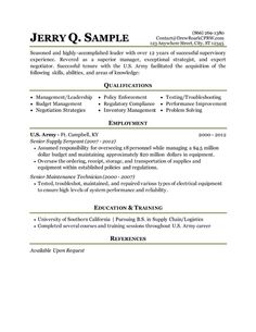resume examples excellent army within builder military resumes sle infantry - Military Resume Help