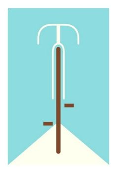 bike print, gift for the cycle enthuasiast, bicycle print, bike poster Design Art, Print Design, Web Design, Bike Design, Layout, Bike Logo, Bicycle Print, Bike Poster, Cycling Art