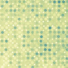 Exotic polkadots patterns 1