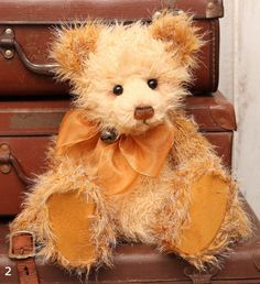 Charlie Bear Louise Teddy Bear Cottage - Collectable Charlie Bears