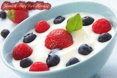 Kara Buğdaylı Meyveli Yoğurt #TatlıTarifleri #karabuğday #karabuğdaylımeyveliyoğurt