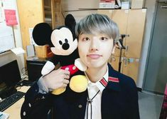 Rapper, Jung Hyun, Fandom, Mickey Mouse, Disney Characters, Fictional Characters, Mint, Singer, Entertainment