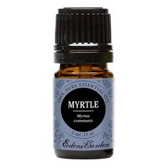 Myrtle 100% Pure Therapeutic Grade Essential Oil by Edens Garden- 5 ml  //Price: $ & FREE Shipping //     #hair #curles #style #haircare #shampoo #makeup #elixir