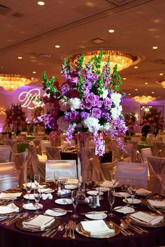 Large #wedding center piece