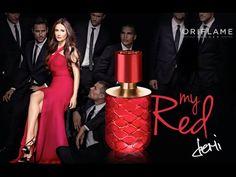 My Red by Demi - используй энергию красного!