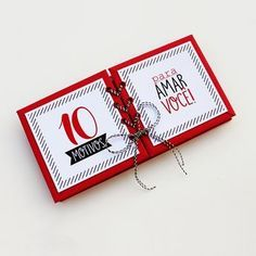DIY: Scrapbook Album 10 Reasons to Love You - Do you have any number of reasons to love your boyfriend? So a gift like that can be a great idea o - Scrapbook Cover, Album Scrapbook, Baby Scrapbook, Travel Scrapbook, Love You Boyfriend, Boyfriend Gifts, Love Gifts, Baby Gifts, Scrapbook Organization
