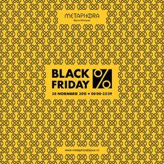 #blackfriday la #metaphora  Doar astăzi până la miezul nopții! Reduceri între 10% și 30%.  Fetelor, nu ratați ocazia să vă umpleți caseta cu bijuterii! Black Friday, Events, Ethnic Jewelry