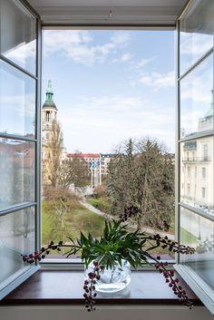 A room with a view Stockholm interior Bergsgatan 25, 4 tr. | Fantastic Frank
