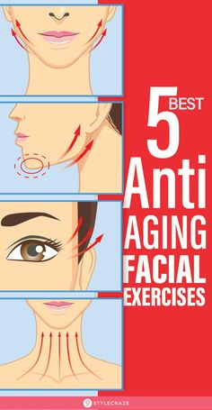 Anti Aging Facial, Best Anti Aging, Anti Aging Skin Care, Beauty Tips For Over 50, Health And Beauty Tips, Age Spots On Face, Face Exercises, Reverse Aging, Face Yoga
