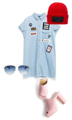 """Hipster cool"" by missrorodu46 on Polyvore featuring mode et Christian Dior"