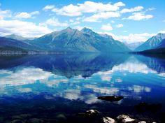 Lake McDonald Dream, Glacier National Park by moonjazz