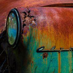 Rust Never Sleeps By Svein Nordrum