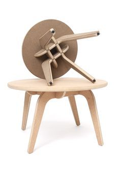 Cork Tables by Deadgood Studio