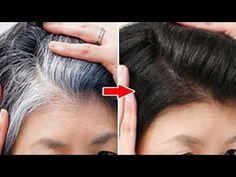 Rambut uban hilang selamanya tampa b - YouTub Stop Grey Hair, Herbal Remedies For Depression, Grey Hair Treatment, Black And Grey Hair, Premature Grey Hair, Hair Oil, Health And Beauty, 1, White Hair